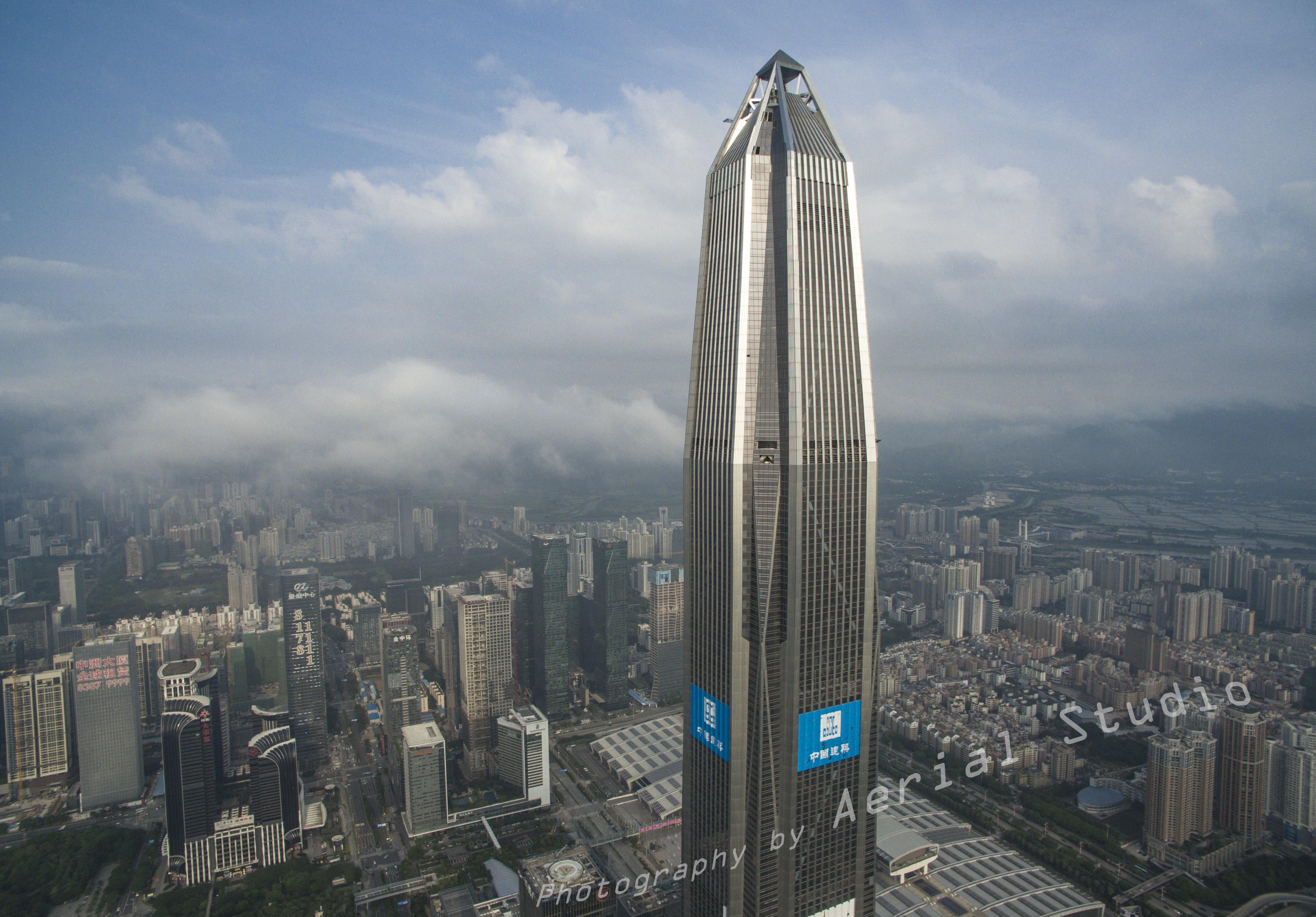 深圳平安金融中心 设备p3a