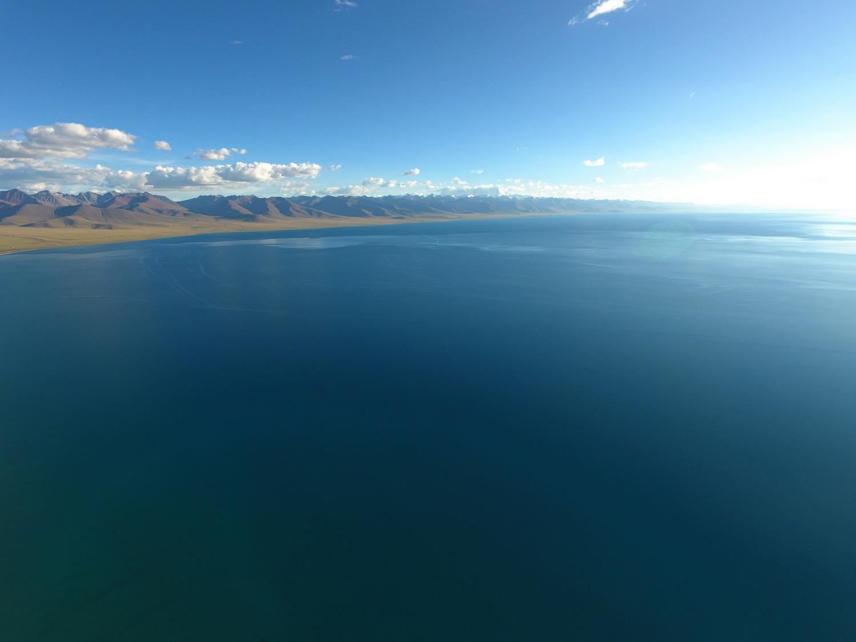 海拔4817米 纳木错的午后