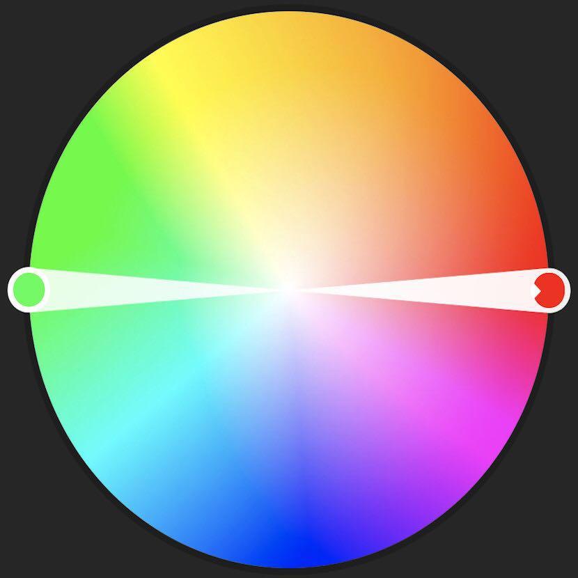 海报素材  色彩  环